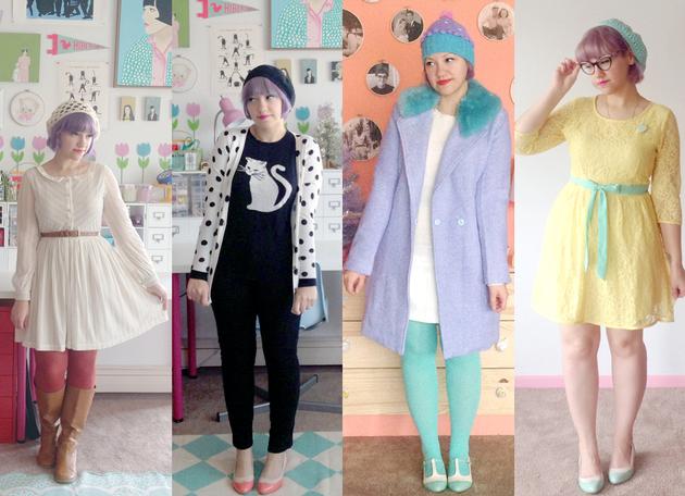 Fashionable Vintage Clothing